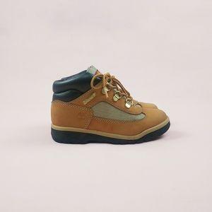 Timberland Kids Tan Boots sz 12